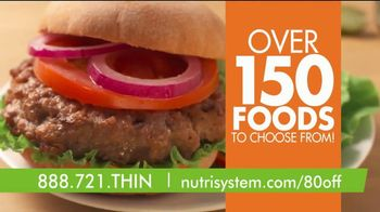 Nutrisystem Lean13 TV Spot, 'Back to School Time' Feat. Melissa Joan Hart - 724 commercial airings
