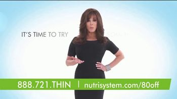 Nutrisystem Lean13 TV Spot, 'Back to School Time' Feat. Melissa Joan Hart - Thumbnail 6