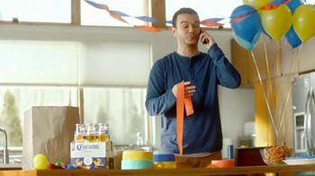 The Corona Gameday Sweepstakes TV Spot, 'Hotline Streamers' Ft. Jon Gruden - 407 commercial airings