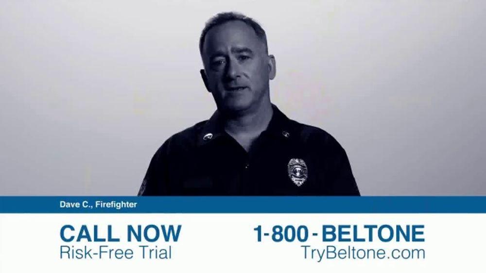Beltone Trust TV Commercial, 'Firefighter Dave: Trial Offer''