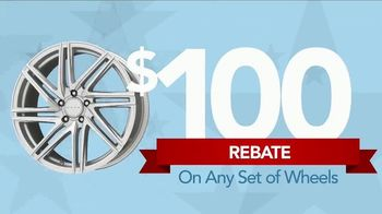 Discount Tire TV Spot, 'Labor Day Savings'