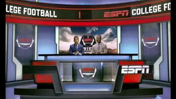 Chick-fil-A TV Spot, 'ESPN: Hafftime Reeport' Featuring Joey Galloway - Thumbnail 1