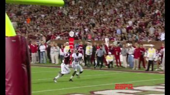 Chick-fil-A TV Spot, 'ESPN: Hafftime Reeport' Featuring Joey Galloway - Thumbnail 2