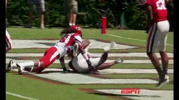 Chick-fil-A TV Spot, 'ESPN: Hafftime Reeport' Featuring Joey Galloway - Thumbnail 6
