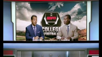 Chick-fil-A TV Spot, 'ESPN: Hafftime Reeport' Featuring Joey Galloway - Thumbnail 9