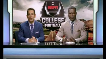 Chick-fil-A TV Spot, 'ESPN: Hafftime Reeport' Featuring Joey Galloway - 241 commercial airings