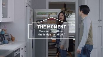 Lowe's Labor Day Savings Event TV Spot, 'The Moment: Appliances' - 779 commercial airings