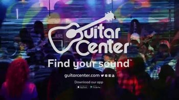 Guitar Center Labor Day Savings Event TV Spot, 'Drums and Studio Monitors' - Thumbnail 6