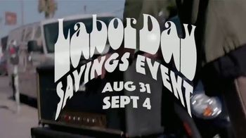 Guitar Center Labor Day Savings Event TV Spot, 'Drums and Studio Monitors' - Thumbnail 2