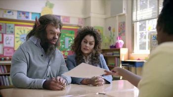 Spectrum TV Spot, 'Monsters: Parent Teacher Night' - Thumbnail 2
