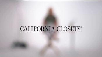 California Closets TV Spot, 'Maria's Story' - Thumbnail 1