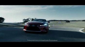 Lexus High Performance TV Spot, 'New Chapter of Performance' [T1] - Thumbnail 4