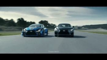 Lexus High Performance TV Spot, 'New Chapter of Performance' [T1] - Thumbnail 8