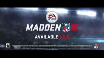 Madden NFL 18 TV Spot, 'This Is the Year' - Thumbnail 9