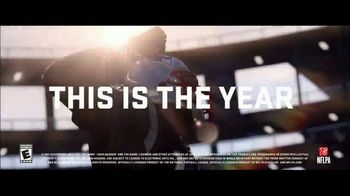 Madden NFL 18 TV Spot, 'This Is the Year' - Thumbnail 8