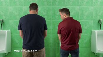 WalletHub TV Spot, 'Urinal' - Thumbnail 3