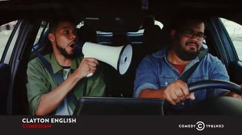 Toyota C-HR TV Spot, 'Comedy Central: Street Comedy' Feat. Clayton English - Thumbnail 2