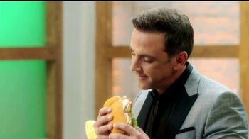 Subway TV Spot, 'Telemundo: camerino' con Carlos Ponce [Spanish]