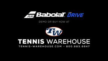 Tennis Warehouse TV Spot, 'Babolat Pure Drive' - Thumbnail 10
