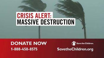 Save the Children TV Spot, 'Support Hurricane Harvey Relief'