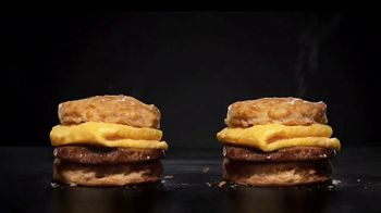 Carl's Jr. Sausage & Egg Biscuit TV Spot, 'Amazing Times'