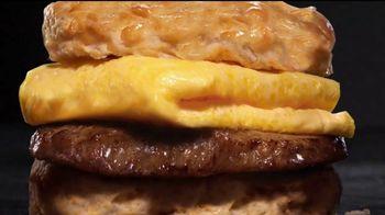 Carl's Jr. Sausage & Egg Biscuit TV Spot, 'Amazing Times' - Thumbnail 6