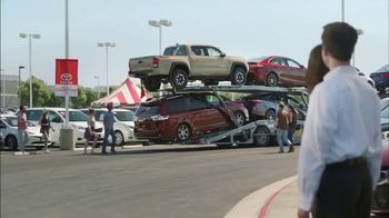 Toyota National Clearance Event TV Spot, 'Gone in Seconds' - 1567 commercial airings