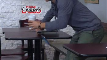 Phone Lasso TV Spot, 'Safe and Damage-Free' - Thumbnail 2