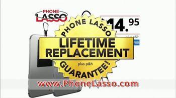 Phone Lasso TV Spot, 'Safe and Damage-Free' - Thumbnail 8