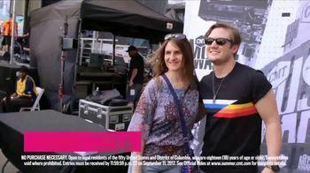CMT Summer of Music Sweepstakes TV Spot, 'Artist: Seth Ennis' - Thumbnail 8