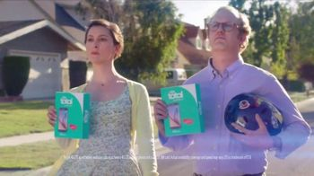 Total Wireless TV Spot, 'The Mitchells Win With 4 Lines: Samsung S8' - 54 commercial airings