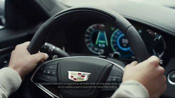 Cadillac Super Cruise TV Spot, 'Let Go: Conversation' Song by Simon Goubert - Thumbnail 4