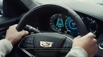 Cadillac Super Cruise TV Spot, 'Let Go: Conversation' Song by Simon Goubert [T1] - Thumbnail 4