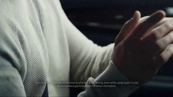Cadillac Super Cruise TV Spot, 'Let Go: Conversation' Song by Simon Goubert [T1] - Thumbnail 5