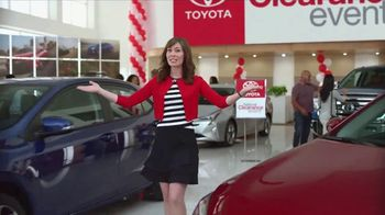 Toyota National Clearance Event TV Spot, 'Final Days' - 40 commercial airings