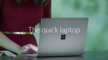 Microsoft Surface Laptop TV Spot, 'Powerfully Beautiful.' - Thumbnail 4