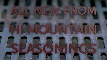 Hi Mountain Seasoning TV Spot, 'Burger Bacon and Chili' - Thumbnail 1