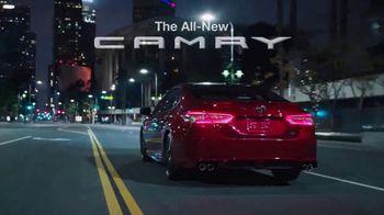 2018 Toyota Camry TV Spot, 'Strut' Song by John Cena - Thumbnail 8