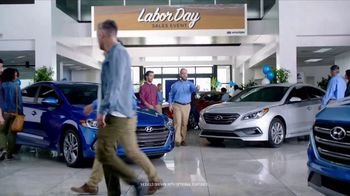 Hyundai Labor Day Sales Event TV Spot, 'Crazy Good' [T2] - Thumbnail 1