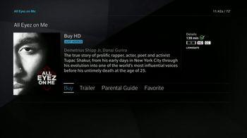 XFINITY On Demand TV Spot, 'All Eyez on Me' - Thumbnail 9
