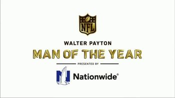 Nationwide Insurance TV Spot, 'NFL Man of the Year' - Thumbnail 1