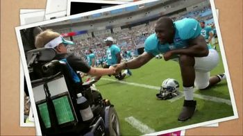 Nationwide Insurance TV Spot, 'NFL Man of the Year' - 1 commercial airings