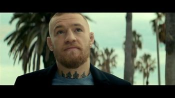 Budweiser TV Spot, 'Dream Big' Featuring Conor McGregor - 213 commercial airings