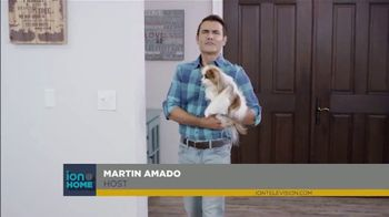 Swiffer TV Spot, 'Ion Television: Furry Friend' Featuring Martin Amado - Thumbnail 2