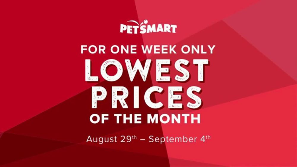 PetSmart Lowest Prices of the Month TV Commercial, 'September' Song by Queen
