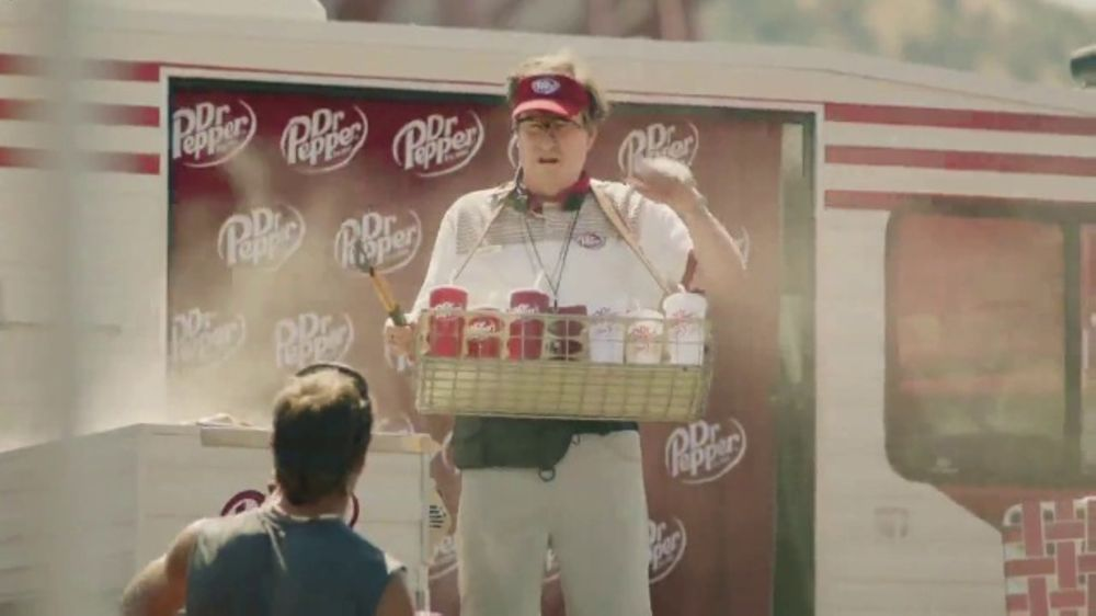 Dr Pepper TV Commercial, 'College Football: Larry Nation' Featuring Doug Flutie