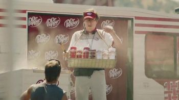 Dr Pepper TV Spot, 'College Football: Larry Nation' Featuring Doug Flutie - 1687 commercial airings