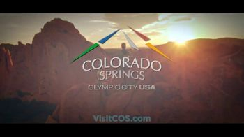 Visit Colorado Springs TV Spot, 'Are You Up for It?' - Thumbnail 10
