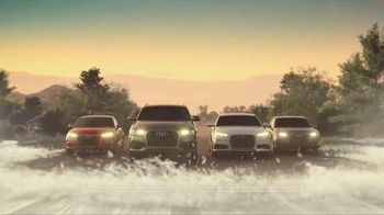 Audi Summer of Audi Sales Event TV Spot, 'Melt' [T2] - Thumbnail 6