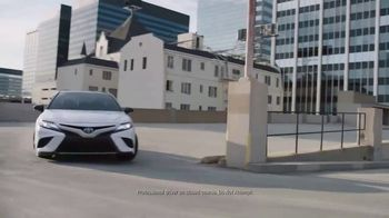 2018 Toyota Camry TV Spot, 'Indulge' Song by Roxette [T1] - Thumbnail 5